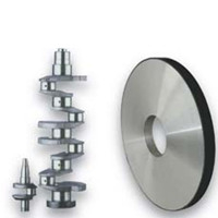 CBN Grinding Wheel For Crankshaft