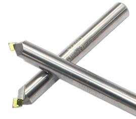 Mono-crystal chamfering cutter