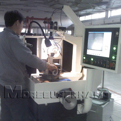 High Precision PCD Tool Grinding Machine