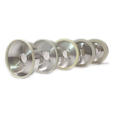 Vitrified diamond grinding wheels for PCD & PCBN tools