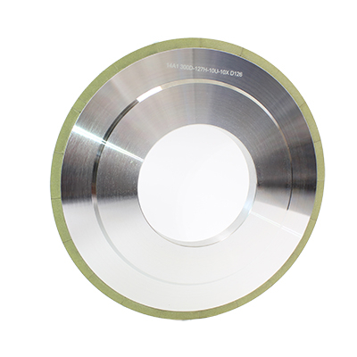 Cylindrical diamond grinding wheel