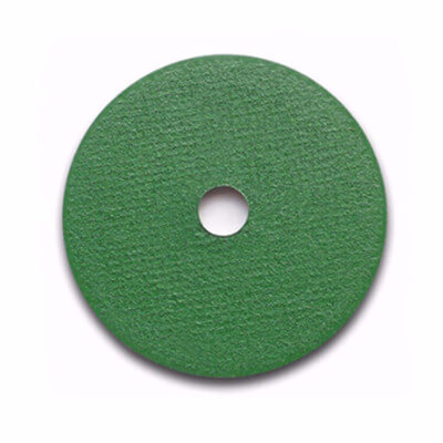 green cut off wheel , cutting disc