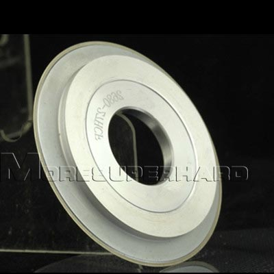 Electroformed hub dicing blade