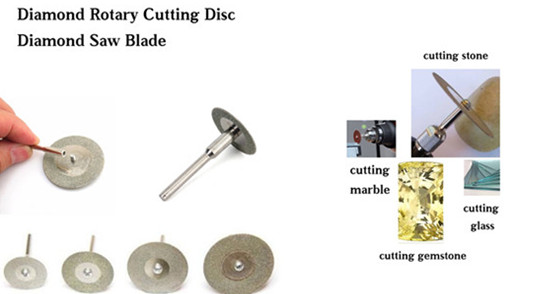 diamond rotary cutting disc, diamond saw blade