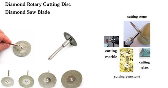 diamond rotary cutting disc, diamond saw blade
