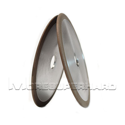 superabrasive grinding wheel for chain saw