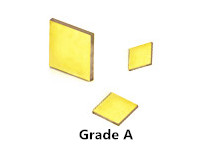 grade A mono crystal diamond plates
