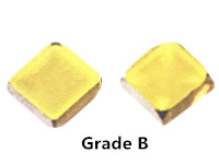 grade B mono crystal diamond plates