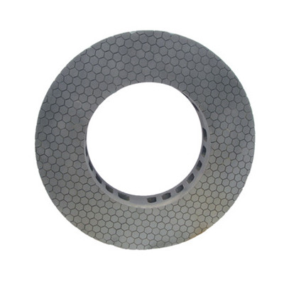 vitrified bond double disc grinding wheel