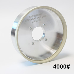 4000# vitrified diamond wheel for PCD tool grinding
