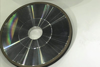 diamond grinding wheel for chamfering grinding