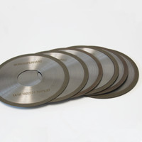 1A1R resin diamond cutting wheels 100D-31.75H-0.5T