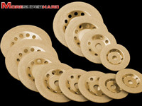vacuum brazed diamond wheel