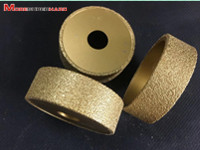 brazing vacuum diamond wheel
