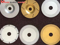 brazing vacuum diamond discs