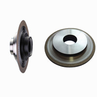 optical profile grinding wheel