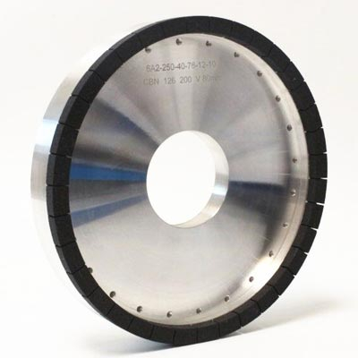 Vit CBN Wheel for Face Grinding Steel Part