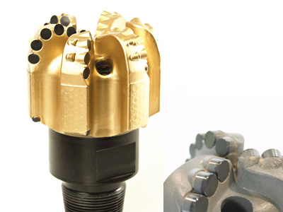 pdc drill bits - More SuperHard