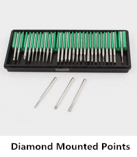 diamond mounted points