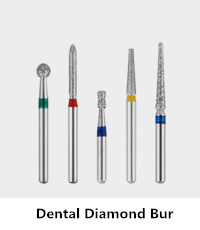 diamond dental bur
