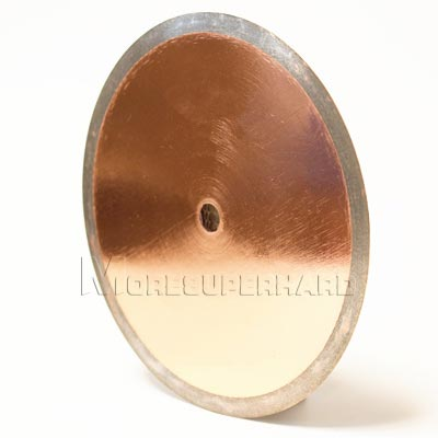 Metal Diamond Wafer Blade with copper plated