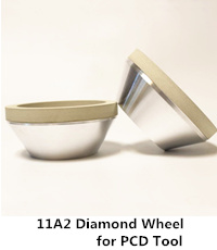 11a2 diamond wheel for pcd tool