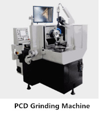 pcd grinding machine