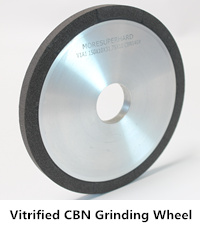 vitrified bond CBN grinding wheel