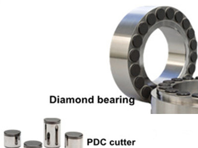 Diamond Bearings For Downhole Drilling Tools