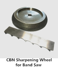 cbn sharpening wheel for band saw