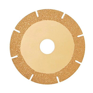 brazing diamond blade