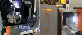 MYTECH Grinding Machine from TIMTOS