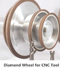 cnc grinding wheel for roud tool grinding