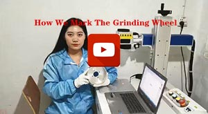 how we mark the grinding wheel