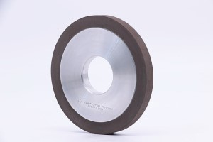 Selection of outer external grinding wheels