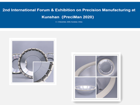 Moresuperhard set off again --- Attend International Forum & Exhibition on Precision Manufacturing at Kunshan