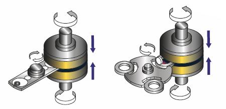 double disc grinding wheel